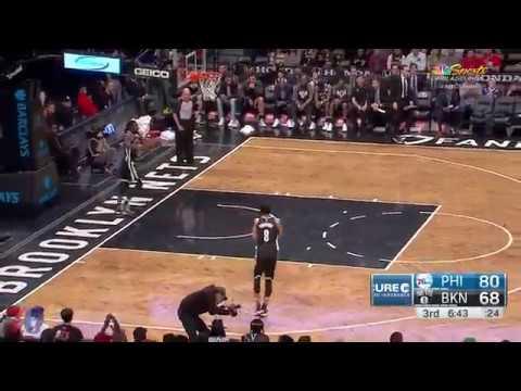 Dario Saric | Highlights at Nets (3.11.18)