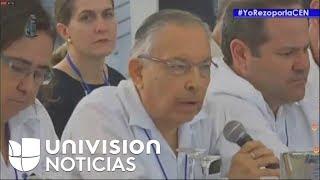 El diálogo nacional se retoma en Nicaragua tras ocho semanas de protestas.