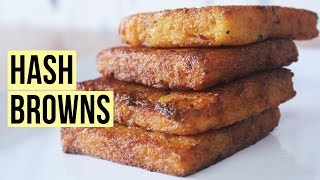 papas hash brown