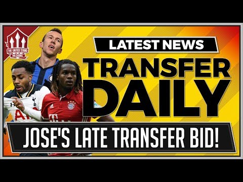 SANCHES ROSE PERISIC | Manchester United Transfer News