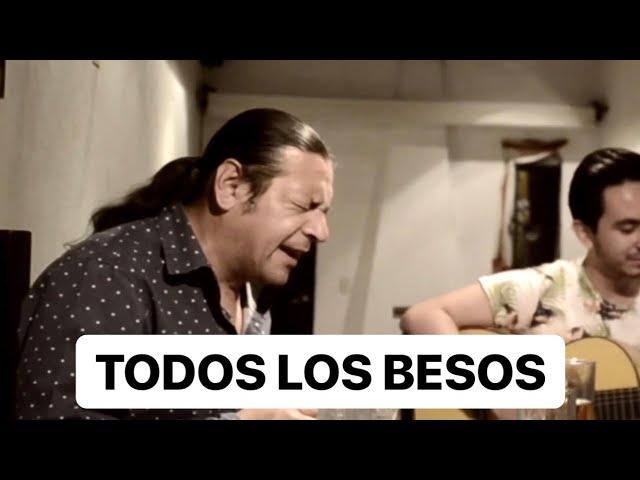 Todos los besos - Paco Diaz (voz de Fuente y Caudal) & EMBRUJO