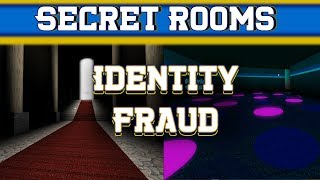 How to Find All SECRET Rooms | Roblox Identity Fraud