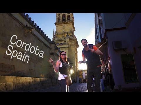 50 person Road Trip in the South of SPAIN - Part 1 - Córdoba