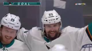 2019 Stanley Cup Playoffs Overtime Goals