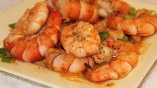 HOW TO MAKE JAMAICAN HOT SPICY JUMBO SHRIMP EASY AND FAST recipe Video