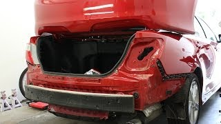 Toyota Camry Rear Bumper Cover Removal (2012 - 2014) | Replace & Change