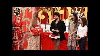 Good Morning Pakistan - Baraat Special Show - Top Pakistani show