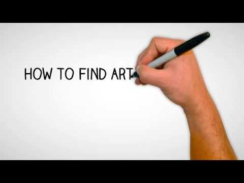 How to Find Art Collectors