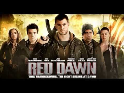 RED DAWN - Soundtrack (WOLVERINES)