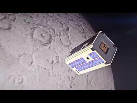 Проект спутника на орбиту Луны