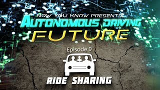 Ride Sharing in our Autonomous Driving Future