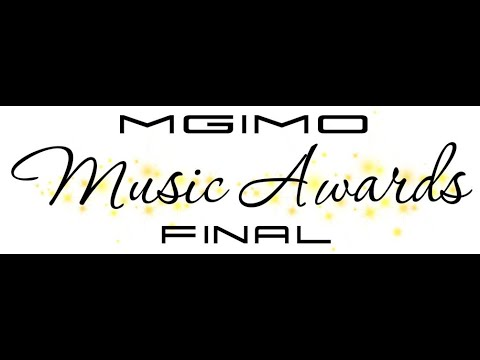 This is a Man's World (Mgimo Music Awards)