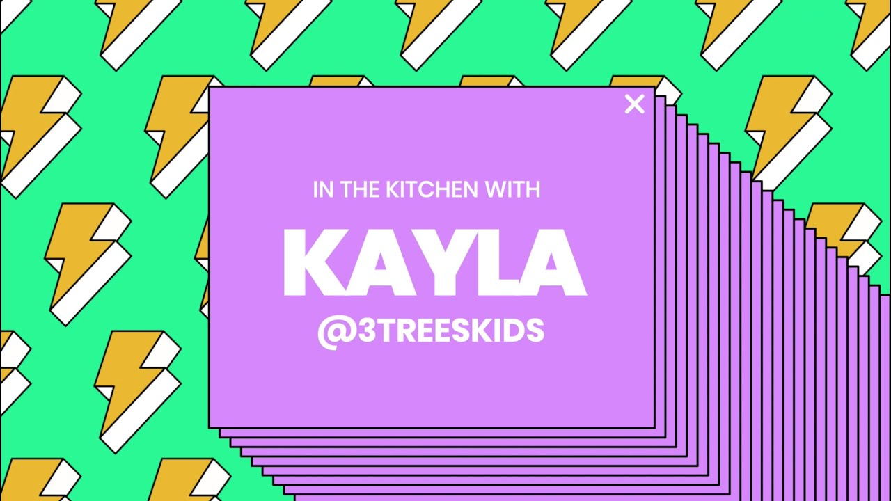 In the Kitchen with Kayla | May 15