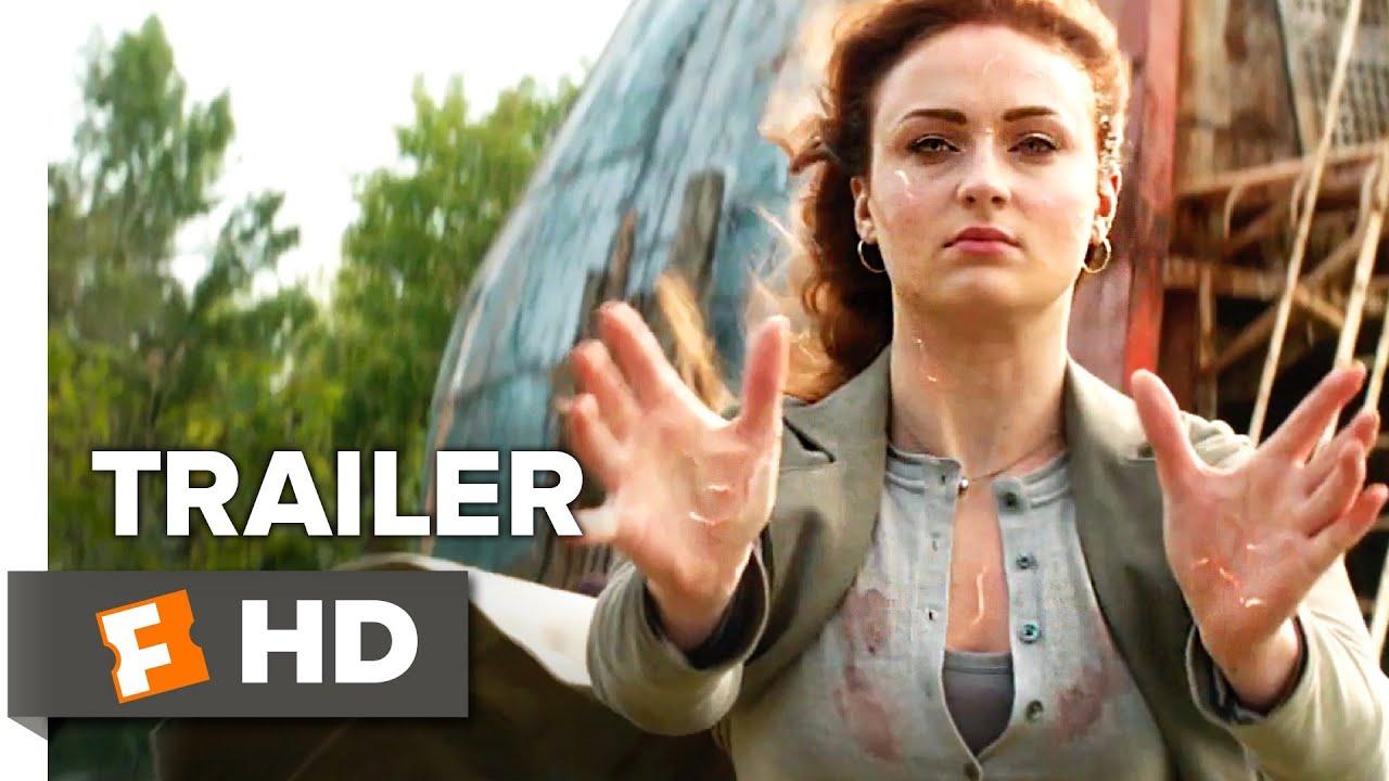 Dark Phoenix IMAX Trailer (2019)   Movieclips Trailers