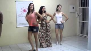 Tutorial de Xaxado, Baião e Xote com Mayra, Raquel e Renally