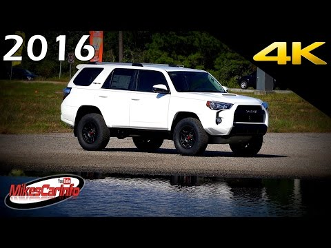 2016 Toyota 4Runner TRD Pro - Ultimate In-Depth Look in 4K