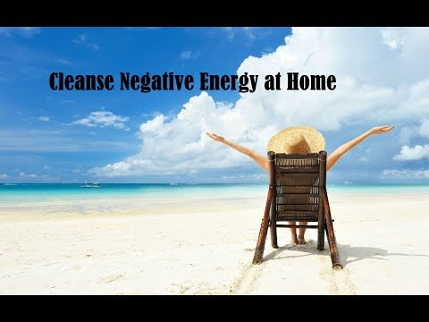 Cleanse Your Negative Energy at Home With This Calm Meditative Music