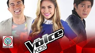 The Voice Kids Philippines 2015 - Luis Manzano, Robi Domingo & Yeng Constantino (Hosts Promo)