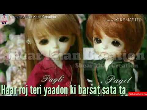 Tujhe Dekhe Bina Chain Whatsapp Status