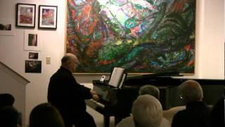 "Stephen Fierros plays ""Freundliche Landschaft"" from Waldszenen, Op. 82 by Robert Schumann"