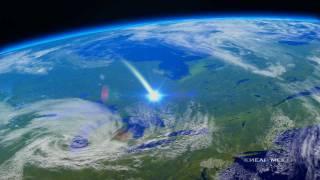 Астана из космоса (видео)(Начальные кадры казахстанского документального фильма