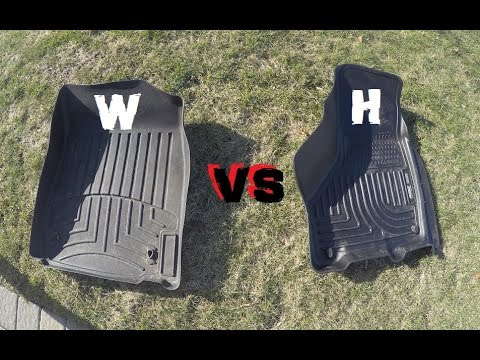 Weather Tech Vs Husky Liners Which Is Better Youtube