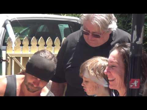 Davey Woder X Factor Australia Home Visits Logan Hyperdome