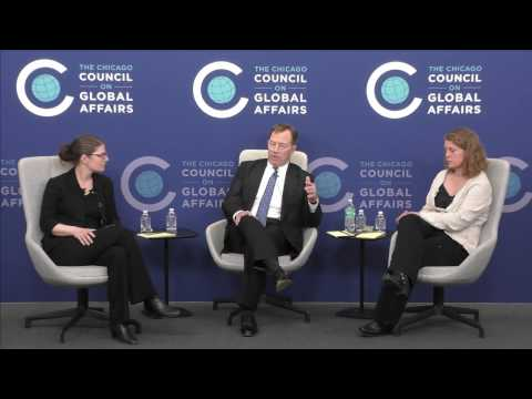Climate Change and Global Security