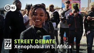 South Africas struggle against xenophobia