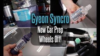 New Car Prep / Wheels Off Detail / Gyeon Syncro