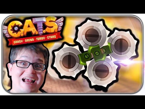 DER DURCHBRUCH 🔫 MILITÄR BROCKEN | CATS Crash Arena Turbo Stars Let's Play | Deutsch German
