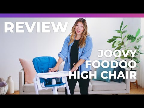 Joovy Foodoo High Chair – What to Expect Review