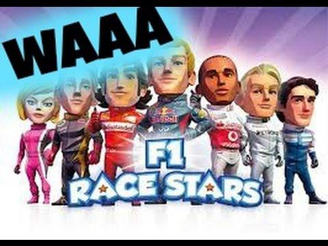 F1 race stars - waaa |