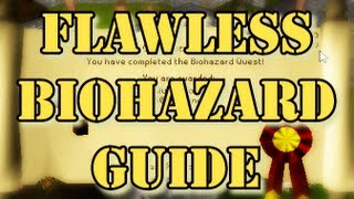 Runescape 2007 | Flawless Quest Guide: Biohazard w/ Commentary | .:The Pure Seb:. | 2013