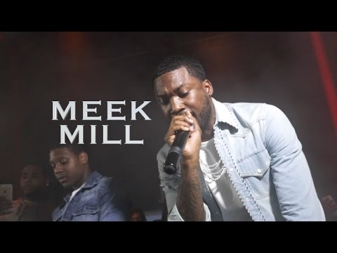 Lil Durk Brings Out Meek Mill in Atlanta - Shot By @RioProdBXC