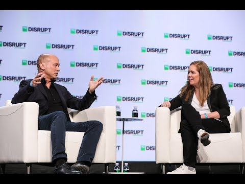 Creating A Monster with Mike Judge Silicon Valley  Disrupt SF 2018