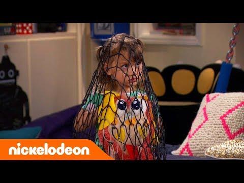 Грозная семейка | Ловушка | Nickelodeon Россия