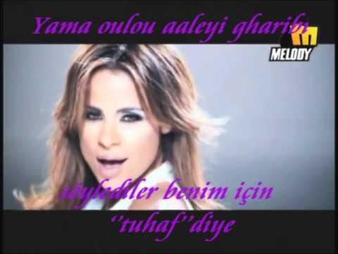Carole Samaha  Ma Bkhaf  Arapça Türkçe Altyazılı