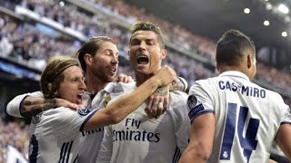 Hat-trick de Cristiano Ronaldo: Real Madrid vs Atletico Madrid 3-0 Resumen y Goles