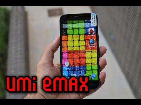 UMi eMAX - Unboxing y toma de contacto - Gizchina.es