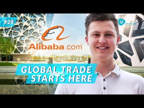 Поездка в Китай. Экскурсия в компанию Alibaba. Бизнес и торговля в Китае