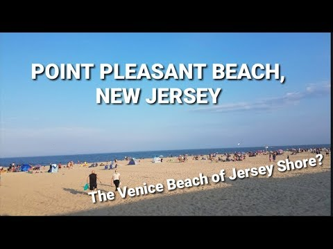 Point Pleasant Beach Boardwalk, New jersey - Jersey Shore | Summer Vibes