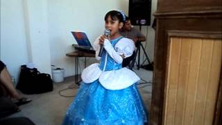 Sueño de Princesa Alison Nohemi