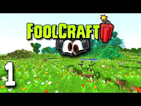 FOOLCRAFT 3 : 1 : Let's get READY to RUMBLE! : Modded Minecraft 1.12