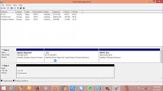 How to Allocate the unallocated space in Hard Drive without using any app in windows..