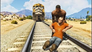 GTA 5 Fails Compilation 25 GTA 5 Funny Moments Best Videos