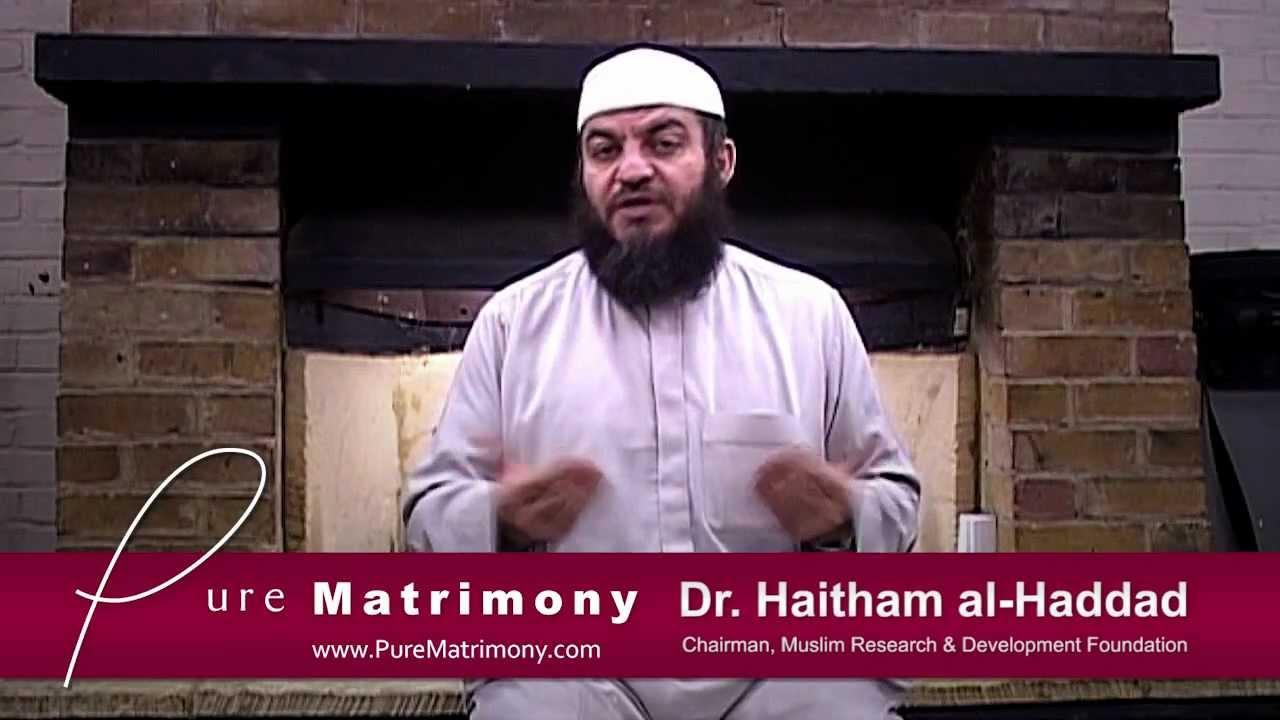 Dr. Haitham al-Haddad: Importance of the Wali