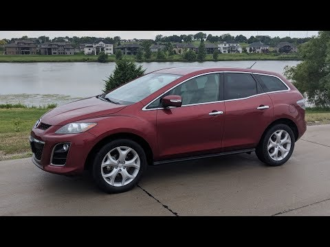 Ahead of Its Time | 2011 Mazda CX-7 Review