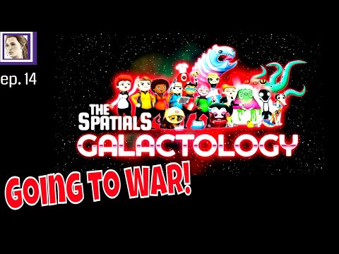 Kicking Aliens off the Planet! in The Spatials: Galactology (Lets Play EP14) |
