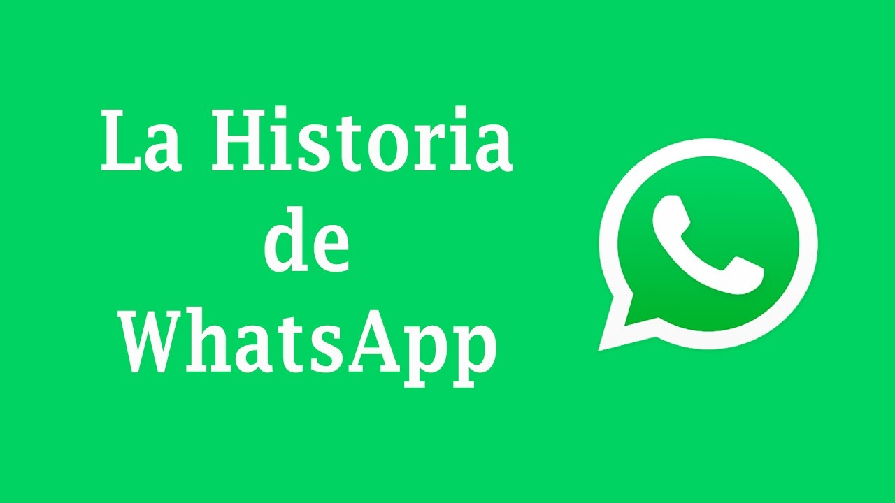 la historia de whatsapp youtube. Black Bedroom Furniture Sets. Home Design Ideas